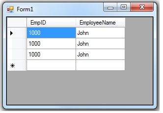 Hiding a property from displaying in Datagridview in C# NET
